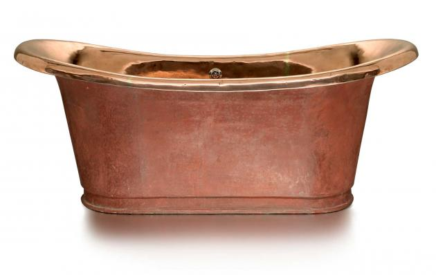 Restored Copper Bath Water Monolpoly