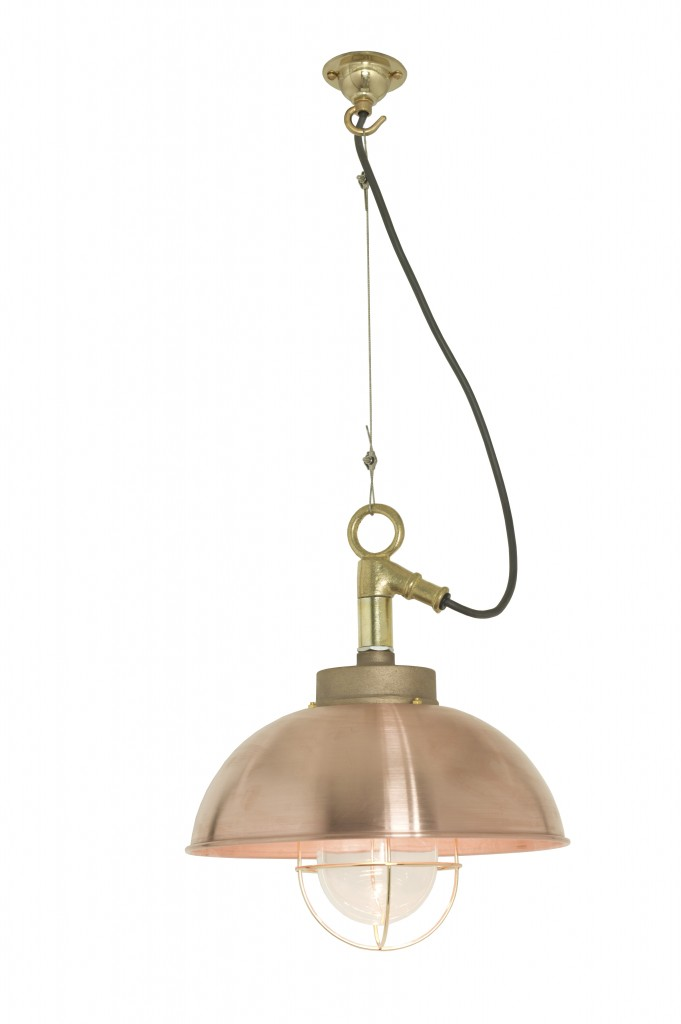 Shipyard Pendant  Davey Lighting